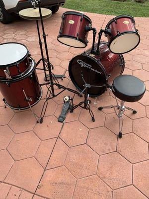 Groove Percussion drum set for Sale in Miramar, FL