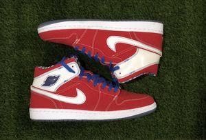 Nike Air Jordan Retro I LS Sport Red for Sale in Houston, TX