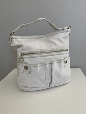 Marc by Marc Jacobs White Leather Hobo Bag for Sale in Orange, CA