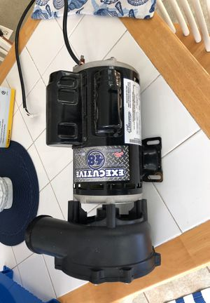 Hot tub motor brand new for Sale in Herndon, VA