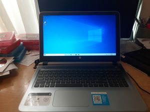 HP 15-ab153nr Laptop w/Windows 10 for Sale in Tampa, FL