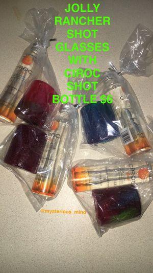 Jolly rancher shot glass for Sale in Washington, DC