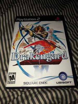 Drakengard 2 (PS2) for Sale in Pasadena, TX