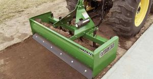 John Deere frontier box blade with attachments for tractor 🚜 for Sale in La Mesa, CA
