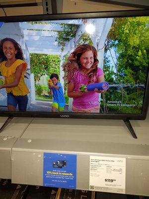 2 vizio smart HDTV ( 24'' and 32'') for Sale in Springfield, OR