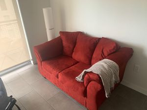 Loveseat City furniture Love Seat - Sofa Love Sofa for Sale in Miami, FL