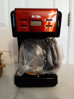 Mr. Coffee 12 Cup Programmable Red Coffee Maker for Sale in O'Fallon, MO