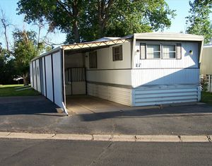 1969 2 bedroom 2 bath Mobile Home FOR SALE for Sale in Littleton, CO