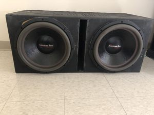 Car audio for Sale in Dedham, MA