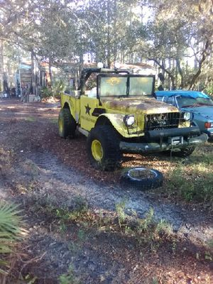 Old army military truck ?2500 or parts for Sale in Winter Haven, FL