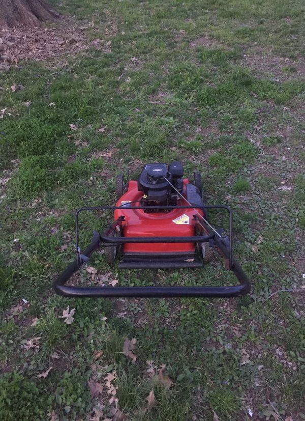 Briggs & Stratton lawn mower