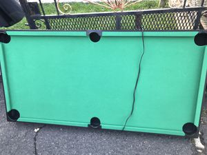Multipurpose gaming table for Sale in Newark, NJ