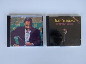 CDs | Duke Ellington | 70th Birthday Concert | New York 1968 & 1970 for Sale in Las Vegas, NV