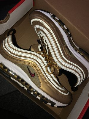 Air Max 97 Gold Bullets for Sale in San Diego, CA