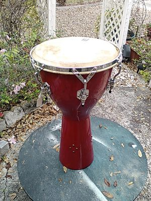 Toca tunable djembe 25 x 13 for Sale in Dunedin, FL