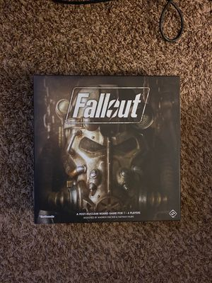 Fallout Board Game for Sale in Upland, CA