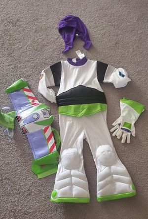 Toy Story 4 Buzz Lightyear costume size 4 for Sale in Cornelius, OR