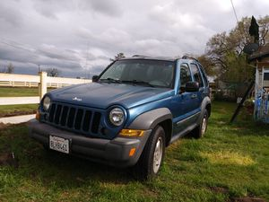 Jeep Liberty 2006 $1650 for Sale in Brentwood, CA