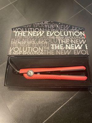 Evalectric Hair Straightener- Red for Sale in Kirkland, WA