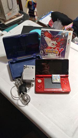 Pokemon 3DS Bundle for Sale in Orange, CA