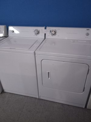 INGLIS TOP LOAD WASHER AND ELECTRIC DRYER SET WORKING PERFECT for Sale in Baltimore, MD