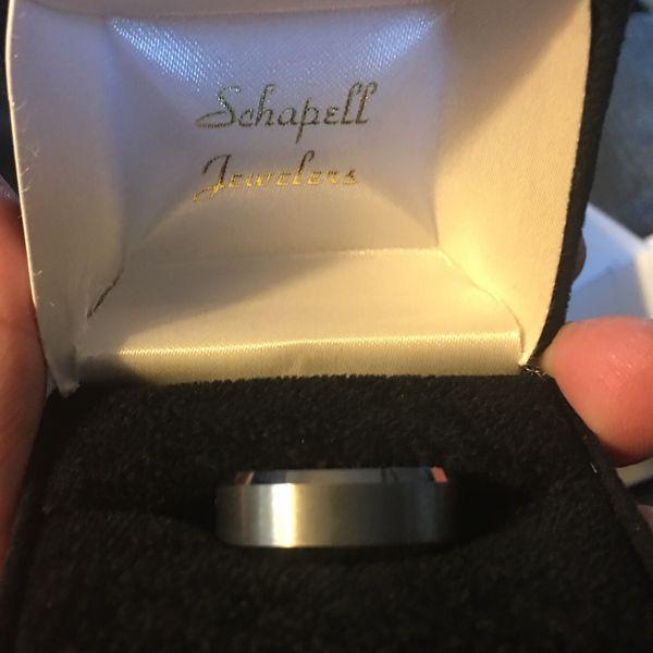 Men's Brand New Wedding Ring