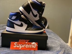 Jordan 1 Royal Toe Size 11.5 for Sale in Commerce City, CO