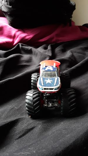 Captain America Monster Truck $7 for Sale in San Diego, CA