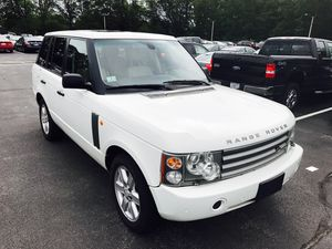 2005 Range rover Hse for Sale in Boston, MA