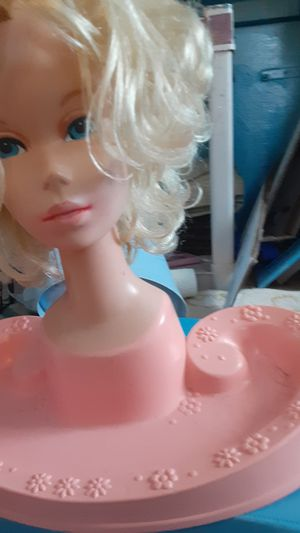 Vintage Barbie make up head. My first Barbie for Sale in Mesquite, TX