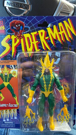 Electro figure for Sale in Caruthers, CA