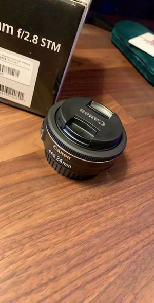Canon 24mm F/2.8 for Sale in Fairfield, CA