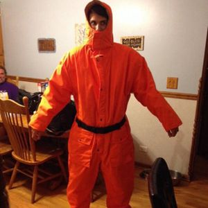 Men's Snowmobile Suit Size 2X Worn Once for Sale in IL, US