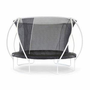 Plum play 12foot trampoline black and white for Sale in Pumpkin Center, CA