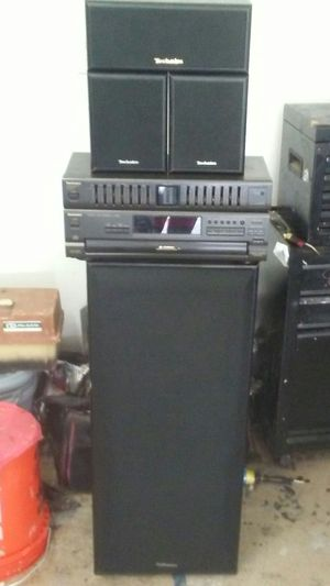 Technics home stereo system for Sale in Phoenix, AZ