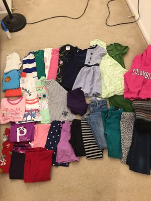 All for $25 ( 5- 6 yrs old girls) for Sale in Fairfax, VA