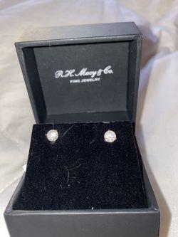 Diamond Stud Earrings for Sale in Tewksbury,  MA
