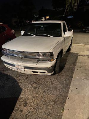 1999 Chevy Silverado Single Cab for Sale in San Marcos, CA
