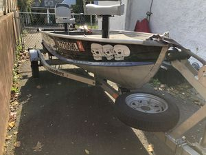 14' Custom Aluminum Boat for Sale in Boonton, NJ