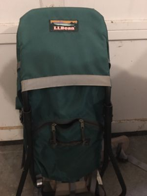 L.L. Bean Child Carrier Hiking Backpack for Sale in Gaithersburg, MD