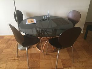 Designer Dining Set for Sale in Arlington, VA