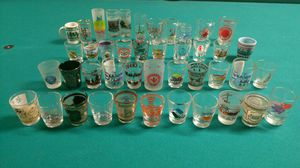 43 Collectable Shot Glasses for Sale in Cherry Hill, NJ
