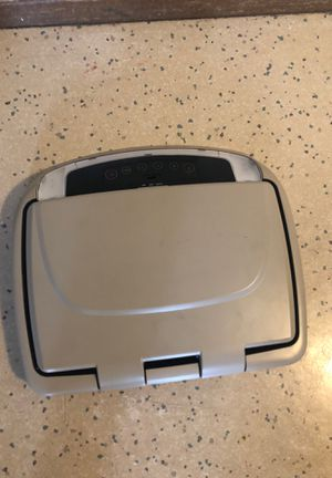 Car DVD Player, In Excellent Condition for Sale in Seattle, WA