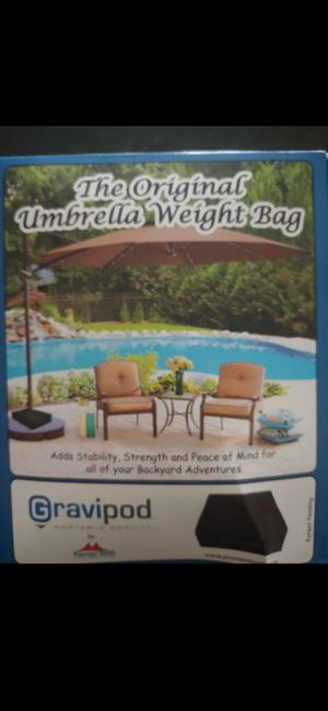 BRAND NEW GRAVIPOD WEIGHT for Sale in Royal Palm Beach, FL
