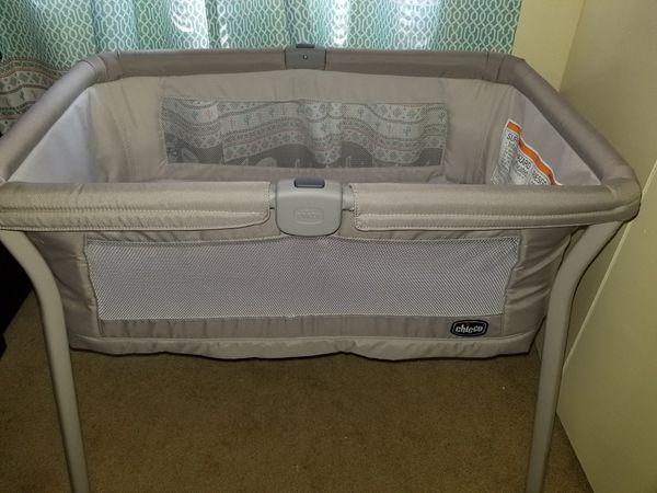 chicco bassinet