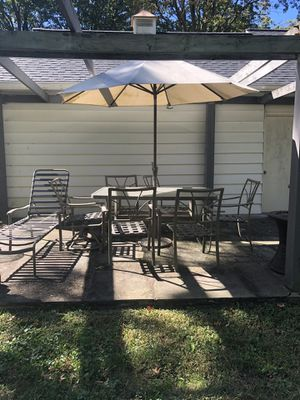 Outdoor patio furniture for Sale in Rockville, MD