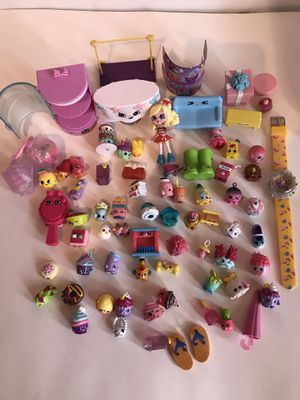 Used, Shopkins toy, watch and playhouse like new! for Sale for sale  Arcadia, CA