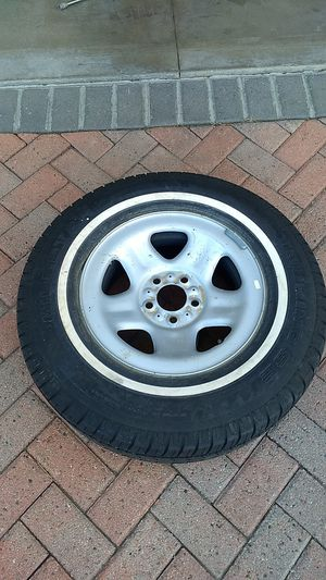 Jeep spare tire and wheel for Sale in Wrightwood, CA