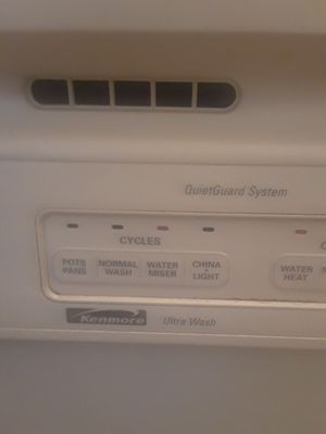 Kenmore Ultra Plus dishwasher for Sale in Philadelphia, PA