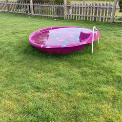 Kiddie Pool With Slide for Sale in Aberdeen,  WA